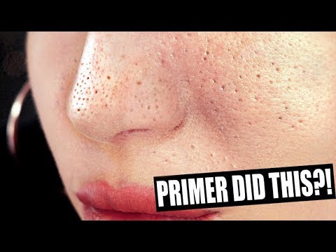 Best drugstore primer for wrinkles and pores