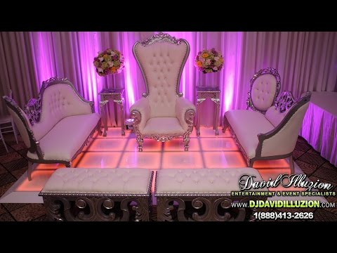Vintage Ultra Chic Lounge Furniture Rental