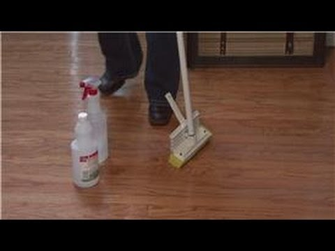 Housekeeping Tips How To Make Hardwood Floors Shiny Youtube