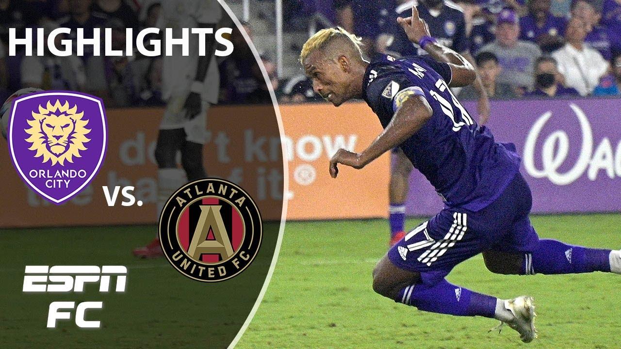 Nani scores winning goal for Orlando City in thriller vs. Atlanta United   MLS Highlights   ESPN FC