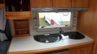 Caravan te koop: HOBBY DE LUXE EASY 540 UL