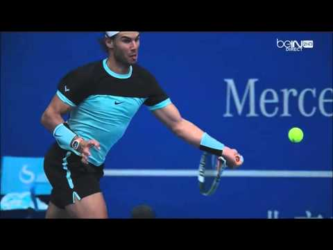 Rafael Nadal - Best Points Beijing 2015
