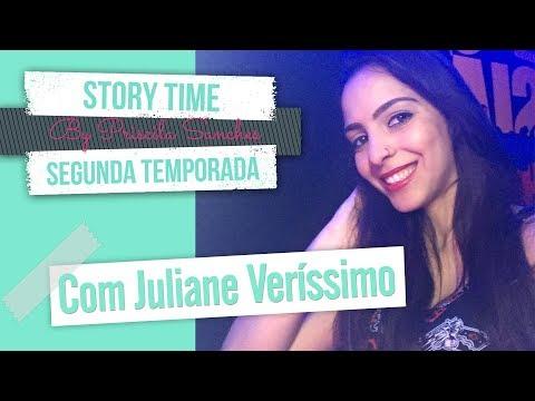 2 países 7 host families e uma historia super gostosa de ouvir StoryTime com Juliane