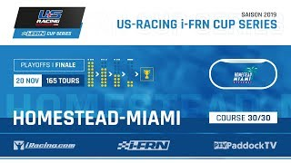 US Racing i-FRN Cup Series 2019 - Finale : Homestead Miami