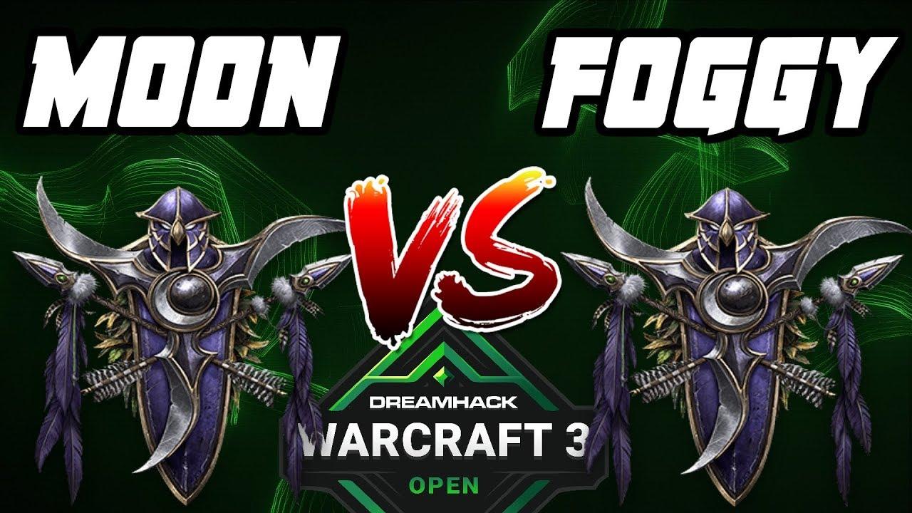 Warcraft 3 Reforged Moon Night Elf Vs Foggy Night Elf