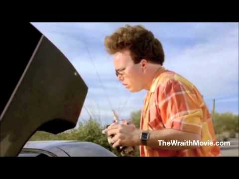 The Wraith Engine Scene - Dodge MS4 Turbo Interceptor poster