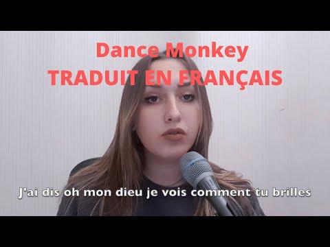 Dance Monkey TRADUIT EN FRANÇAIS (cover Lisa Pariente)