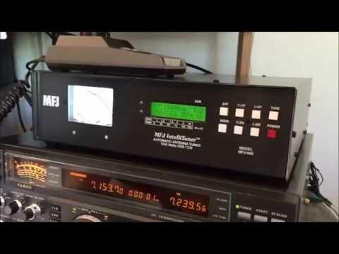 HF autotuner MFJ-998 Intellituner
