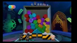 Boom Blox Bash Party : Color Combos levels - Show time - Playthrough part 2