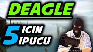 Cs: GO - Deagle' ı Daha İyi Kullanmak İçin 5 İpucu