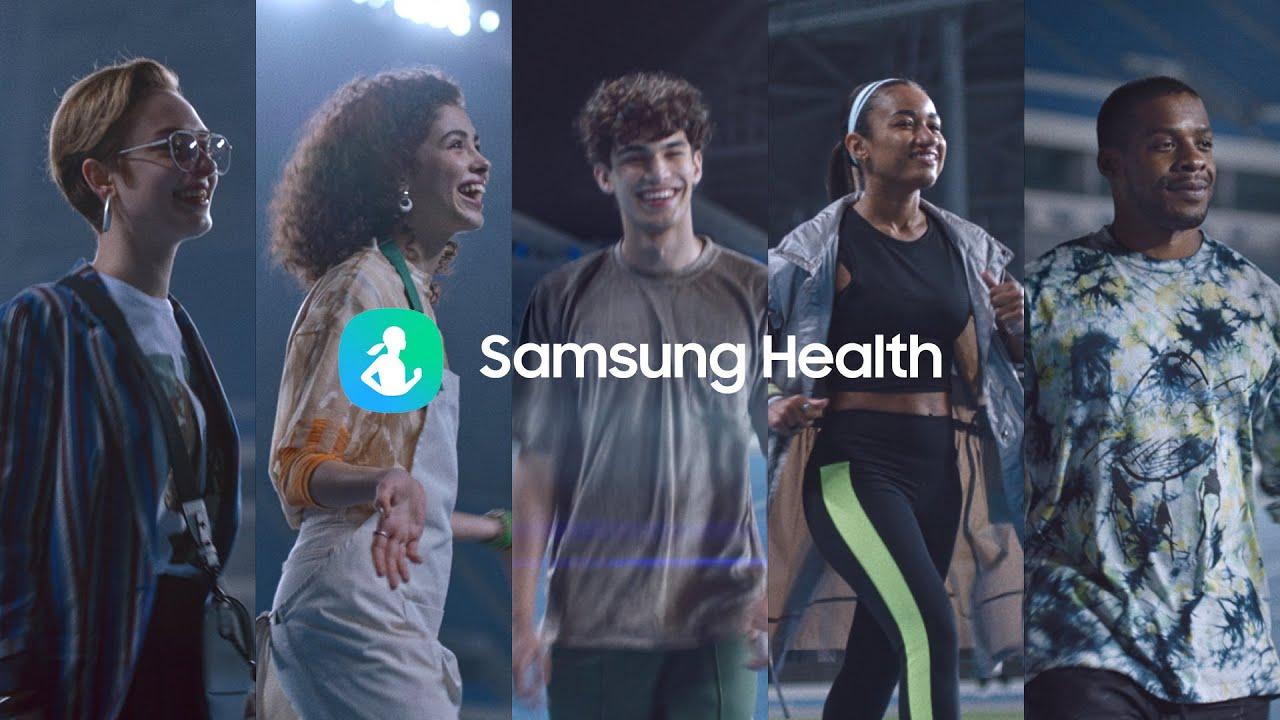 Samsung Health Together: Walk Together. Be Together.