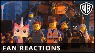 Baixar The LEGO Movie 2 - Fan reactions - Official Warner Bros. UK