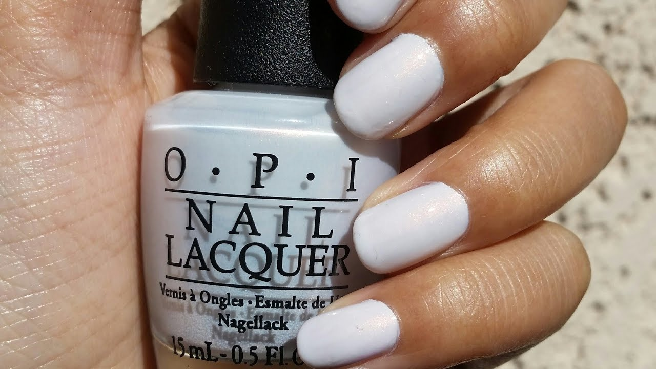 ABC\'s of Untried Opi Oh My Majesty - YouTube