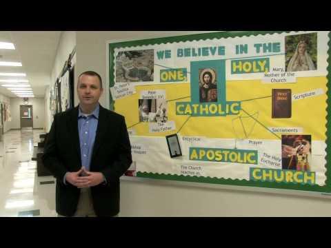 Santa Cruz Catholic School - Promotional Video