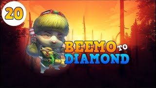 HOW DO YOU EVEN PLAY TEEMO?! - Teemo to Diamond #20 (Unranked to Diamond)