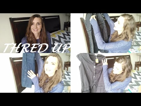 THRED UP HAUL MAY 2017 (DRESSES)