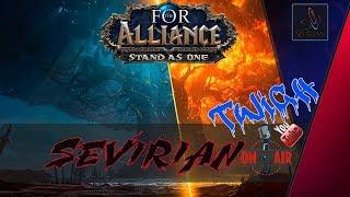🔱🔱🔱World of Warcraft BFA За Альянс....Поднять щиты 🔱🔱🔱