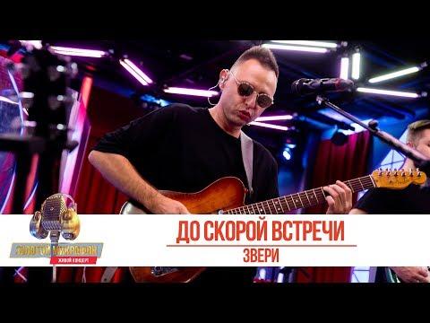 Звери - До скорой встречи. «Золотой Микрофон 2019»