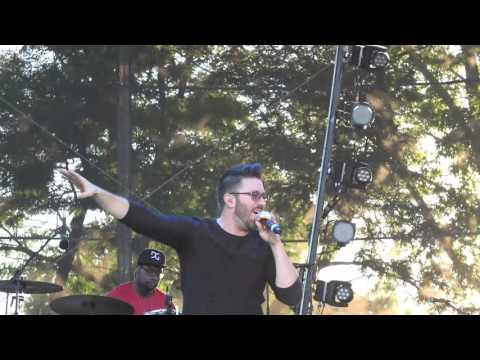 Danny Gokey Rise, Creation Festival 2016