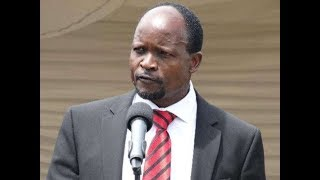 Governor Okoth Obado asks for a moment to 'roast' Migori Senator Ochillo Ayacko