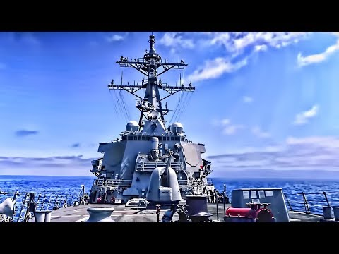 Life On A U.S. Navy Destroyer (2019) • Full Documentary