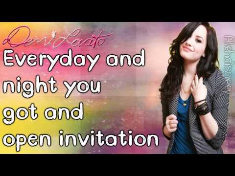 Demi Lovato - You're My Only Shorty ft. Iyaz Lyrics