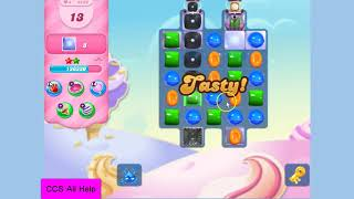 Candy Crush Saga Level 4592 NO BOOSTERS Cookie