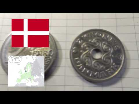 DENMARK, 2 Kroner - Margrethe II, 2001