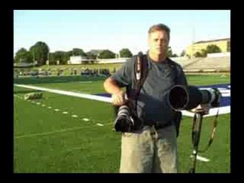 Football Photography - Gear