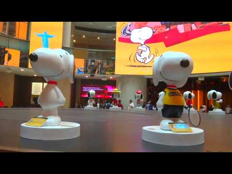 Tour The World With Snoopy at Resorts World Genting, Malaysia