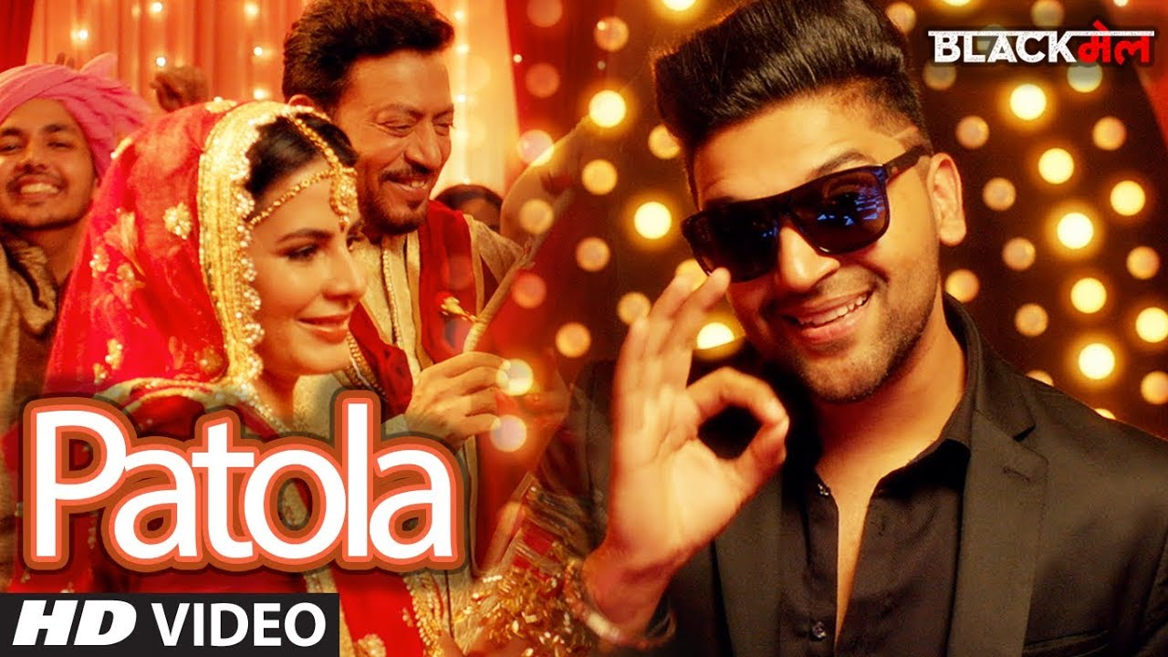 hindi gaana music video