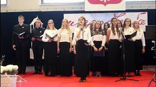 Powiatowe obchody Święta Niepodległości (09.11.2018)