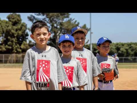 Cal Ripken Jr. Uses Baseball To Do Good.