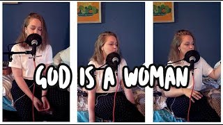 God is a woman (Ariana Grande cover) | Mari