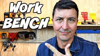 Watch This Before Building A Workbench