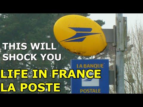 Life in France ( La Poste and Amazon France ) Life in France vs UK - Shocking Revelation!