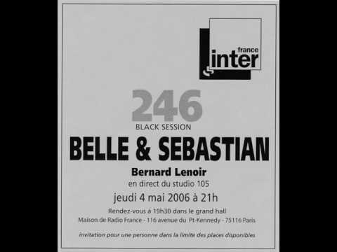 Belle & Sebastian - The Boy With The Arab Strap (Black Session 4/5/2006)