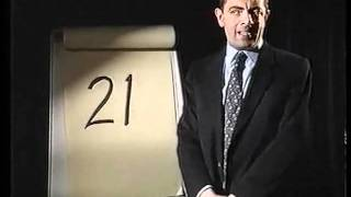 The Really Useful Guide To Alcohol - Rowan Atkinson