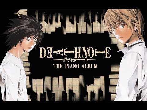 Death Note - The Piano Album