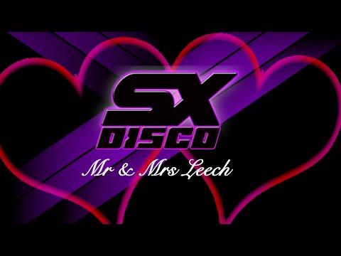 SX Disco - Hannah & Joe, Mr & Mrs Leech - Wedding DJ Essex