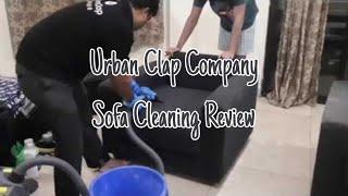 UrbanClap sofa cleaning service review #urbanclap #sofacleaning #homemanagement screenshot 4