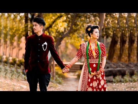 Nepali Wedding [ BIPIN WEDS SAJITA ] By SKS Photography