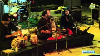 sonam kalra and the sufi gospel project live at goMAD festival song 1