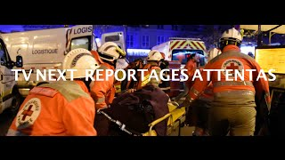 Reportages Attentats-Crimes janvier 2015, la france tremble