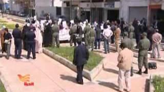 المغرب - احتجاح عائلات الجماعات السلفية الجهادية Alhurra