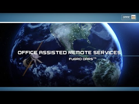 FUGRO Office Assisted Remote Services (OARS)