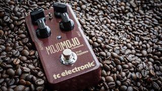 TC Electronic MojoMojo - Overdrive Pedal Demo