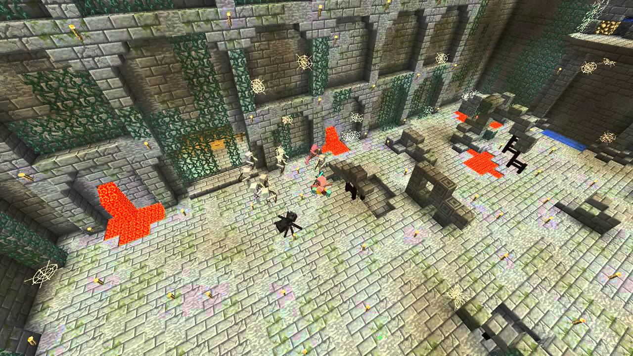 mob arena minecraft