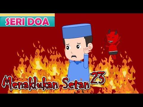 Menaklukan Setan Seri 23-Doa Bermimpi Buruk-Anak Islam-Bersama Jamal Laeli