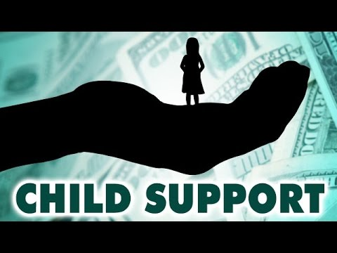 Should Child Support Really Go By The Father's Income?